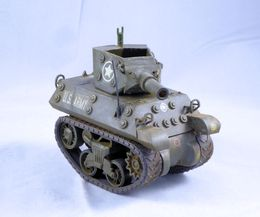 K Scale M10 Toon Tank Conversion
