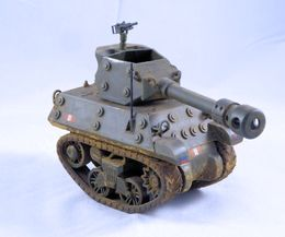 K Scale Achiles Toon Tank Conversion.