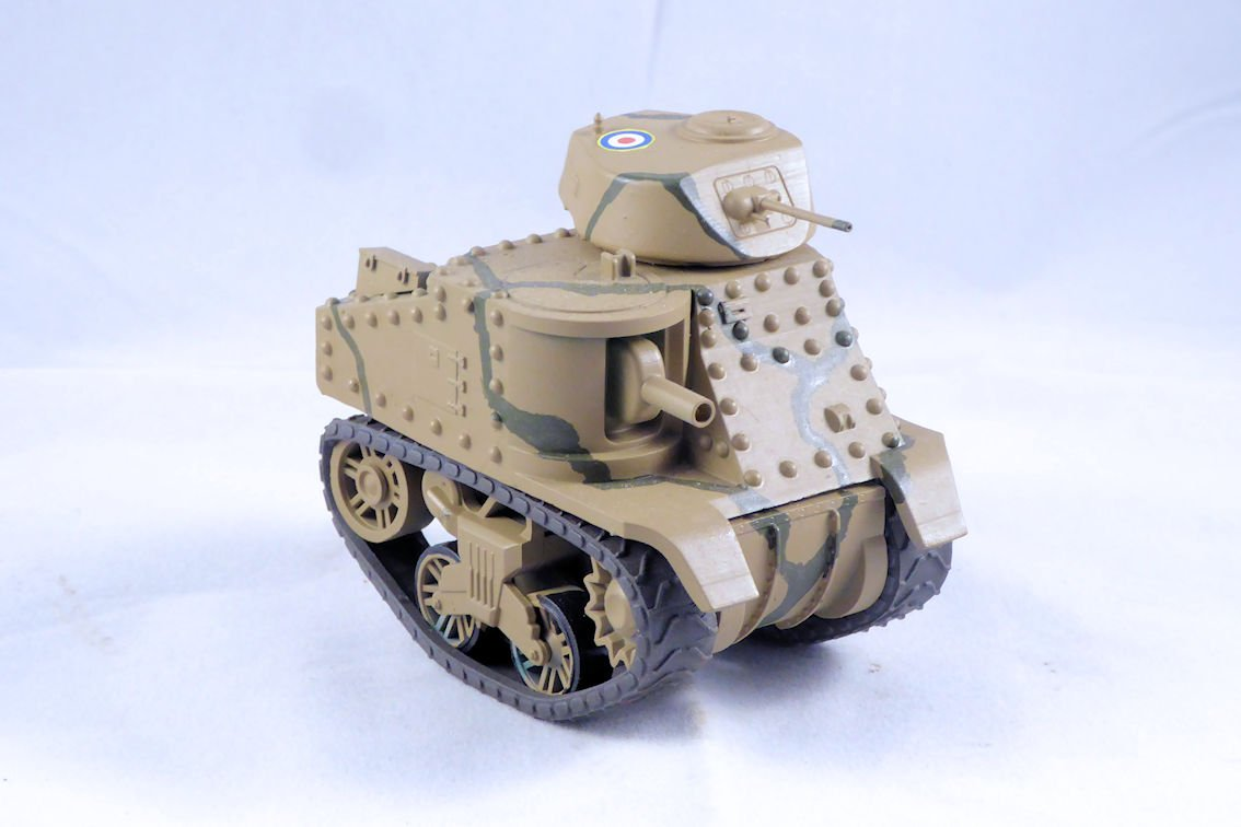 K Scale M3 Grant Toon Tank Conversion