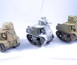K Scale Toon Tank Conversions