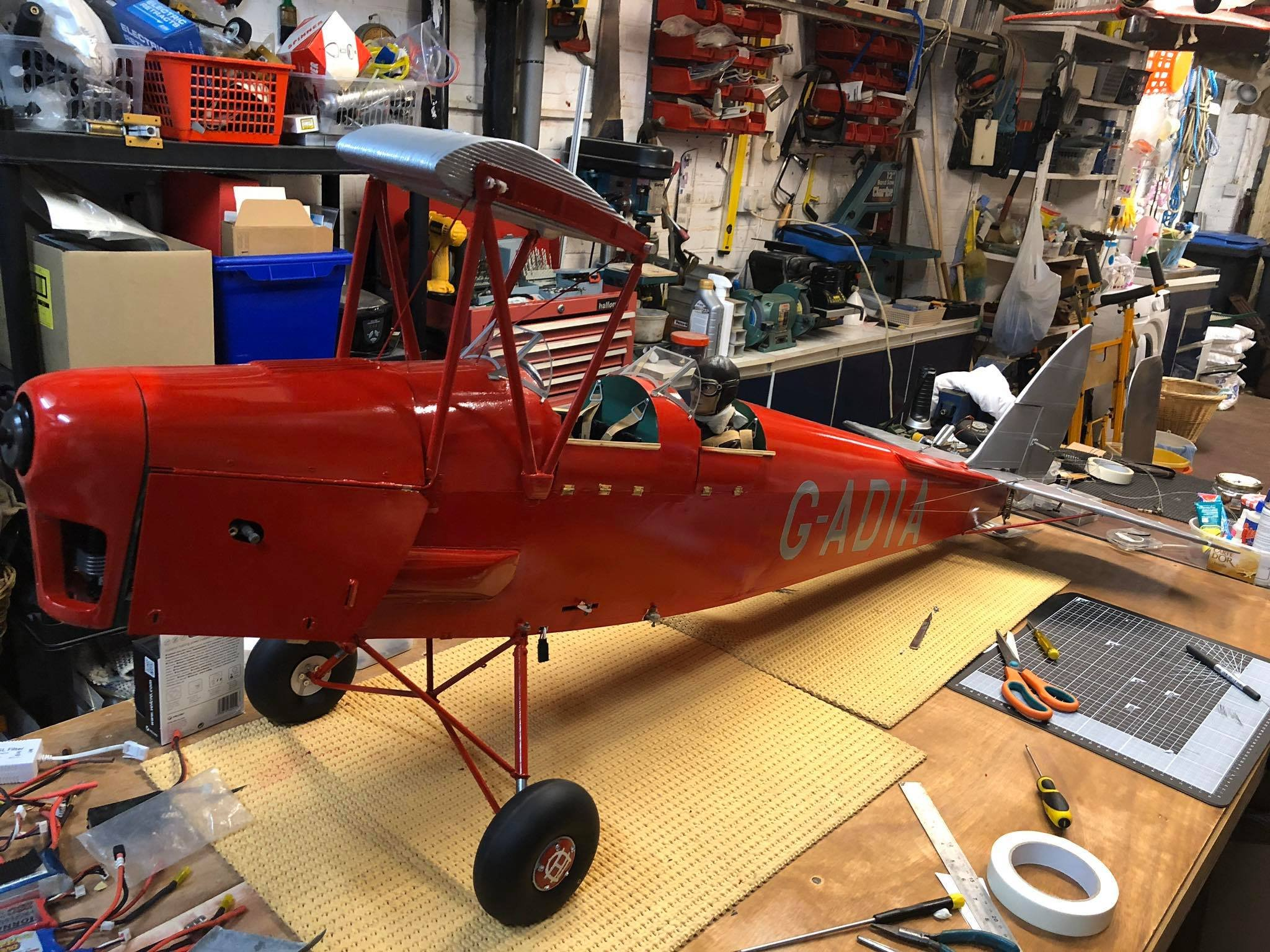 1/4 Scale Tiger Moth 3