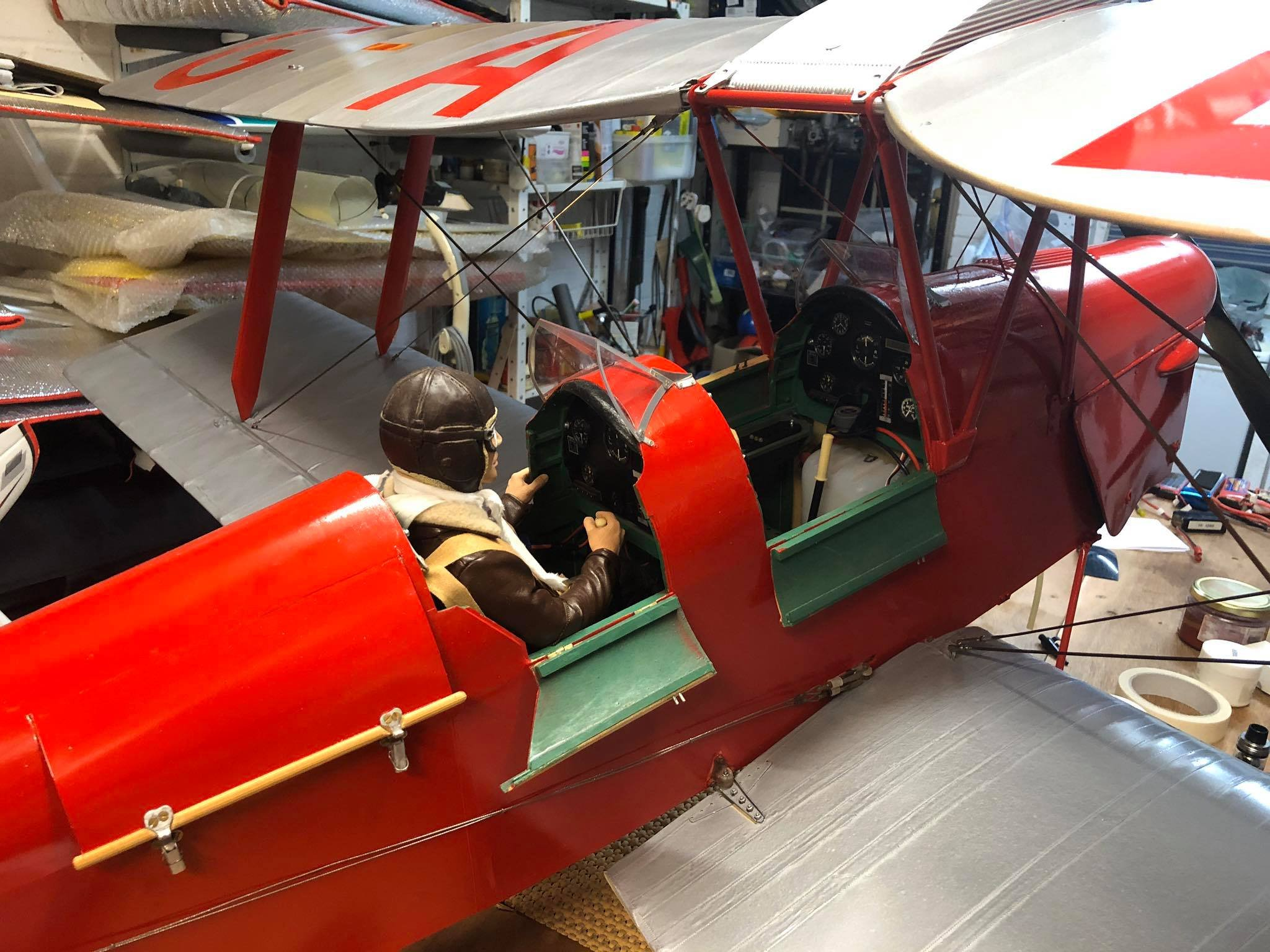 1/4 Scale Tiger Moth 4