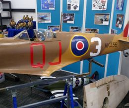 1/4 Scale Spitfire