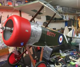 1/3 Scale Sopwith Pup 1
