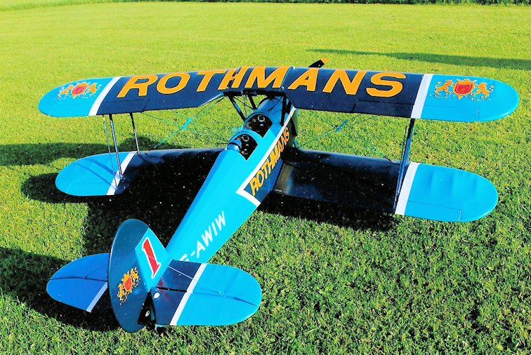 1/4 Scale Stampe