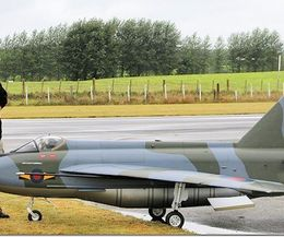 1/4 Scale English Electric lightning