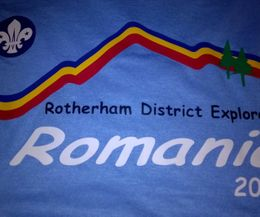Rotherham District Explorers T Shirts