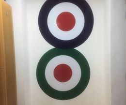 Wall Decoration Roundels